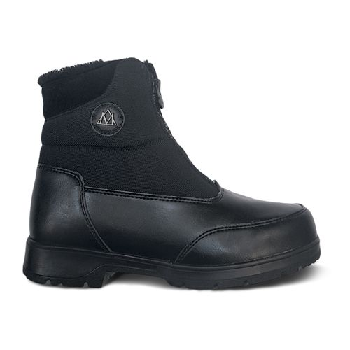 Mountain Horse Vermont Winter Zip Paddock Boots - Black