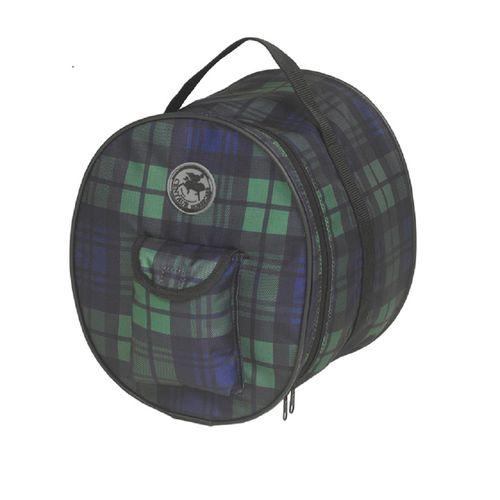 Centaur Plaid Lined Padded Helmet Bag - Blackwatch Plaid