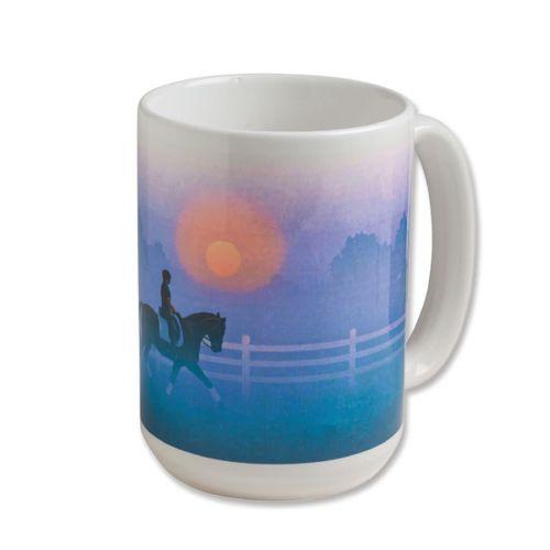 Kelley and Company Special Moments Ceramic Mug - Early Morning Ride