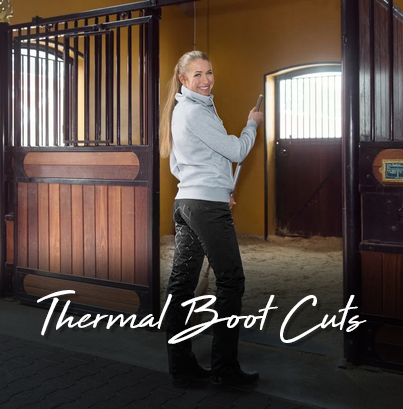 Thermal Boot Cuts