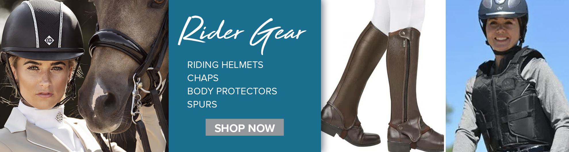 Rider Gear