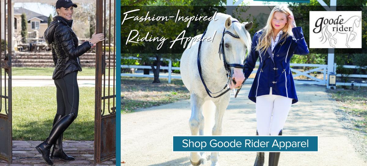 Goode Rider Riding Apparel