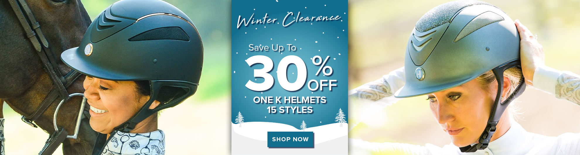 One K Helmets on Sale