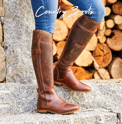 Country Riding Boot