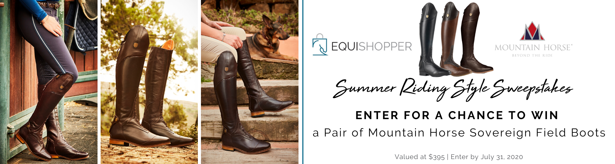 Enter the Summer Riding Style Sweepstakes