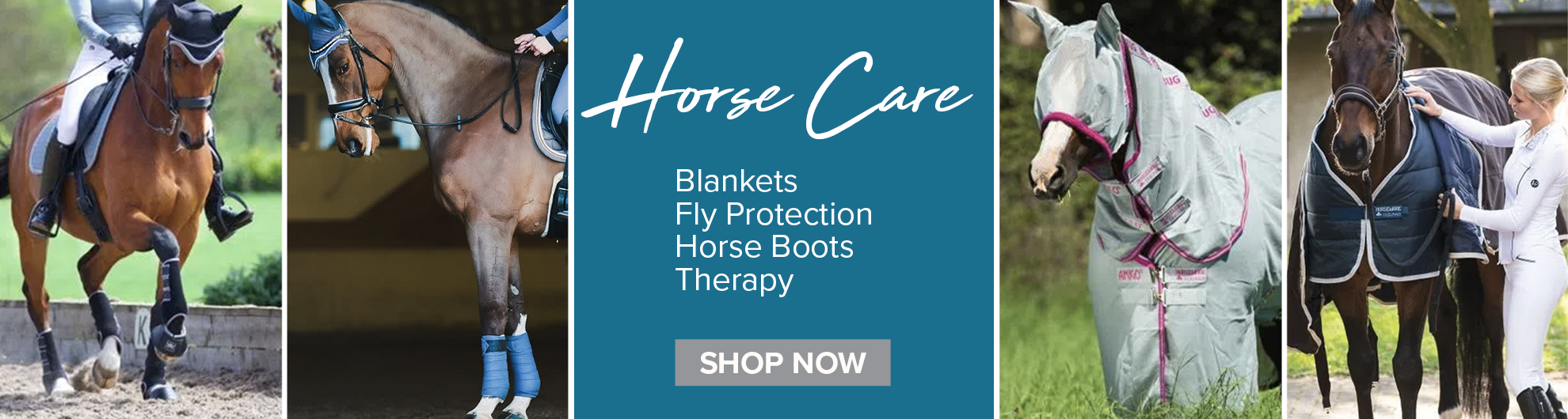 Horse Care on Equishopper